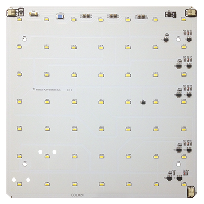Plaque-LED-ECL02C